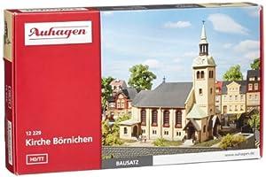 Auhagen - Edificio para modelismo ferroviario (12229)