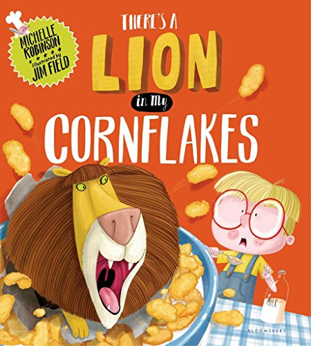 [(There's a Lion in My Cornflakes)] [By (author) Michelle Robinson ] published on (May, 2015)
