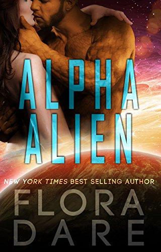 Alpha Alien: A SciFi Alien Romance (Bound to the Alien Book 1)