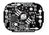 RGB- High Power LED 3 Watt auf ALU-Platine , WS2812B , SK6812 , PL9823 kompatibel