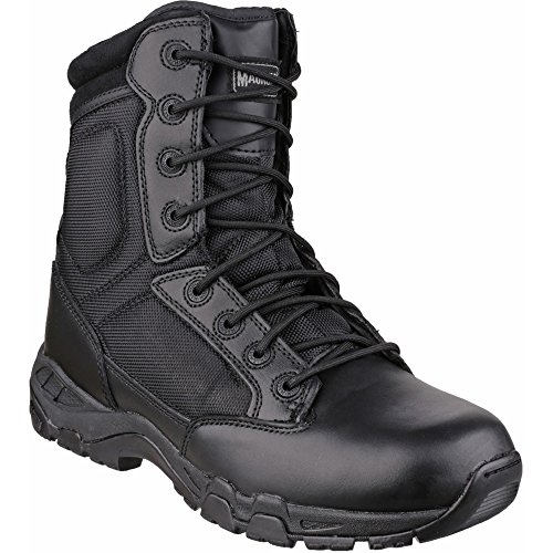 "Magnum Mens Magnum Viper Pro 8"" Lace Up Patrol Boot Black Black"