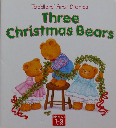 Three Christmas bears