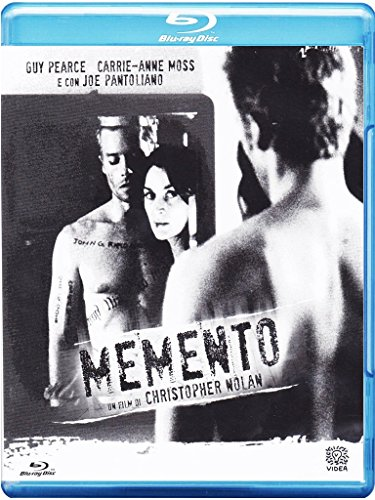 Bild von Memento [Blu-ray] [IT Import]