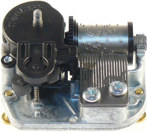 Preisvergleich Produktbild SANKYO Spieluhren Laufwerk 180042-1 - Spielwerk