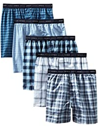 Hanes - Boxer - Homme -  - Large