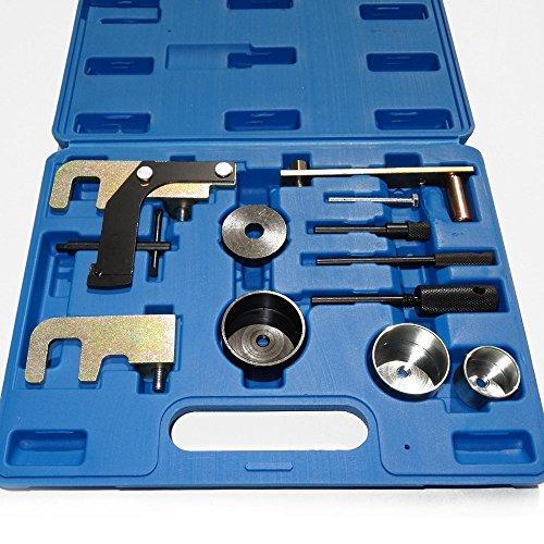 Preisvergleich Produktbild 12 teilig Zahnriemen Wechsel und Nockenwellen Werkzeug Arretierwerkzeug für Nissan Opel Renault DCI TDI DTI