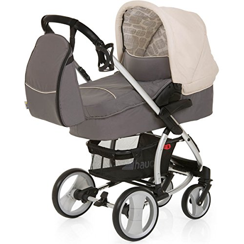 Hauck Kinderwagen-Set Malibu XL All in One - Rock