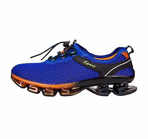 Ben Sports Chaussure de sport pour homme Chaussures de course bleu