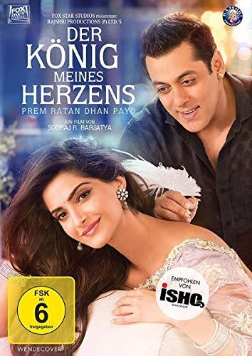 Der König meines Herzens - Prem Ratan Dhan Payo [2 DVDs]