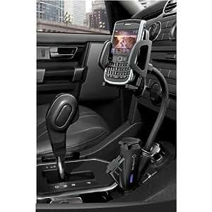 Capdase-Support et Chargeur Fixation voiture Pour GPS Garmin Tomtom Iphone 4 4s Nokia Motorola Droid X, Samsung Galaxy S Très Haute Qualité