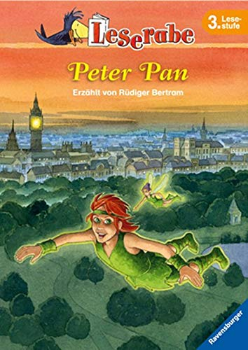 Leserabe. 3. Lesestufe: Peter Pan. Leserabe