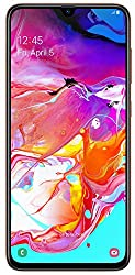 Samsung Galaxy A70 - Smartphone 4G (6,7 Zoll - 128GO - 6 GO RAM) - Orange - Andere Version