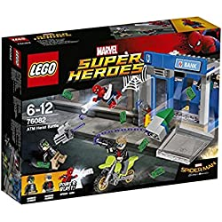 LEGO 76082 - Super Heroes, Atm Heist Battle