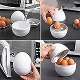 Cuece Huevos Microondas Cocina Incluye Recetario
