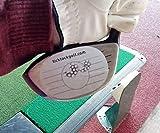 TickTockGolf Golf Impact Tape, Practice Swing Training Impact Labels, 250 Impact Stickers