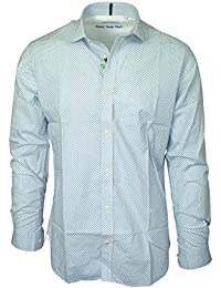 Serge Blanco - chemise serge blanco blanche