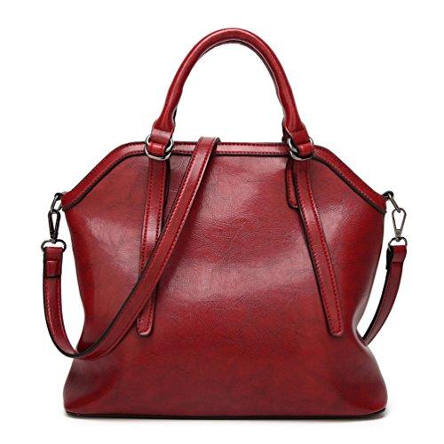 YiLianDa Elegant Damen Handtasche Schule Shopper Damen Handtaschen als Bild(1)