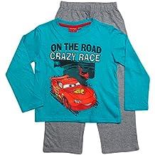 Disney Cars 3 Kollektion 2017 Schlafanzug 92 98 104 110 116 122 128 Jungen Pyjama Neu Lang Lightning McQueen Blau