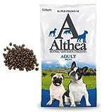 Althea Adult Mini 1 kg - Crocchette alla carne per cani adulti di...