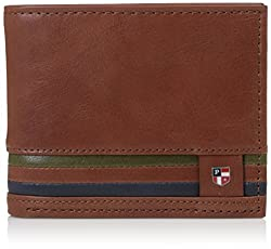 US Polo Association Brown Mens Wallet (USAW0560)