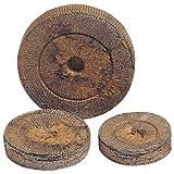1 Jiffy Torf-Quelltablette Quelltöpfe Aussaaterde Anzuchterde Torftablette Kokos-Quelltabletten