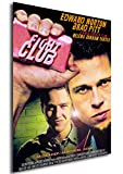 Instabuy Poster Film Fight Club Locandina A4 30x21