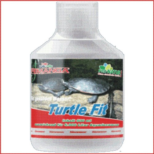 FEMANGA Turtle Fit Vitaminen + Mineralien 1000ml für 10.000 Liter