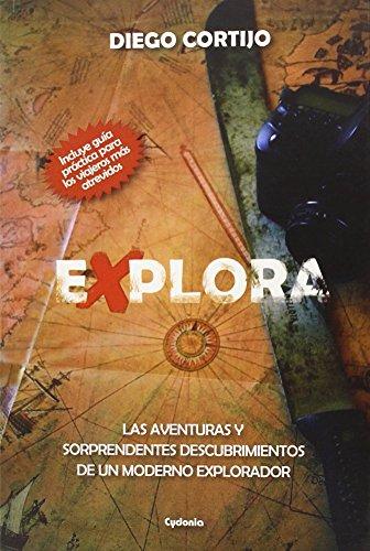 Explora (Historia oculta) por Diego Cortijo