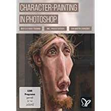 Character-Painting in Photoshop (Windows + Mac)