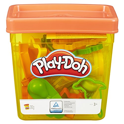 Play-Doh - B1157eu40 - Pâte À Modeler - Boite Créativité