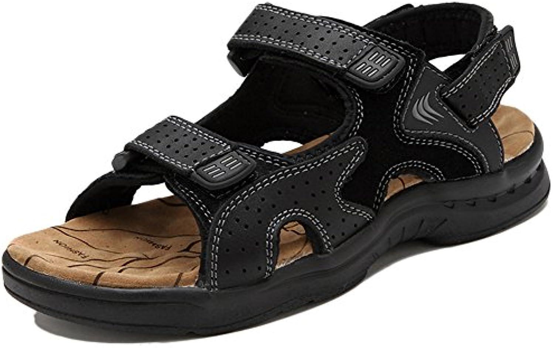 Sandalias para Hombre Casual Sneaker Agujero Transpirable Perfecto para Caminar Viajar Al Aire Libre En La Playa