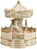 Spieluhrenwelt Music Box World 14148 - Carillon, colore: Beige