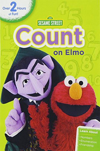Sesame Street: Count On Elmo (Sesame Street Count The)
