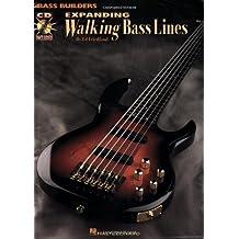 Expanding Walking Bass Lines (Bass Builders) by Ed Friedland (1-Jan-1996) Sheet music