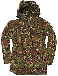 Genuine British Army Issue SAS Windproof SMOCK Jacket DPM Camouflage, GRADE 1