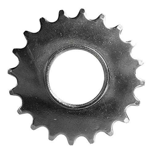 MV-TEK Pignone 18 denti per scatto fisso con ghiera di chiusura 18 tooth sprocket fixed bike with lockring