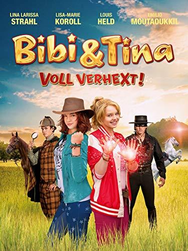 Bibi & Tina: Voll verhext! (Für Erwachsene Pferde Kostüm)