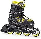 Rollerblade Comet SC Inline Skate 2017 Black/Lime