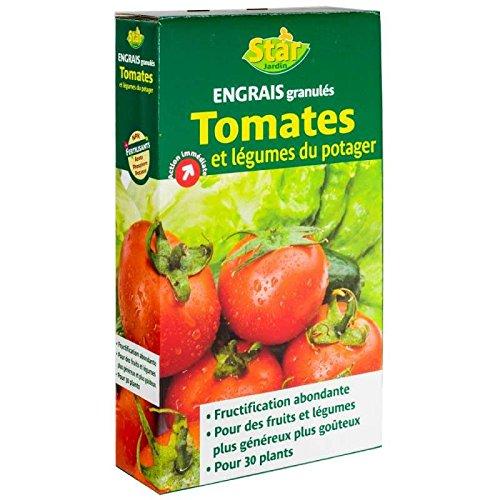 star-jardin-08141-engrais-tomates-et-legumes-en-granules-vert-1-kg