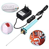 #3: amiciKart 100-240V and 15W Foam Styrofoam Cutter Hot Wire Knife Pen