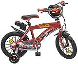 Toimsa-Cars Bicicletta per Bambini, 744