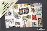 Prophila Collection Deutschland 100 Gramm Kiloware (Fast) nur Sondermarken (Briefmarken für Sammler)
