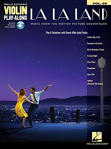 La La Land Violin Play-Along Volume 69 (Hal Leonard Violin Play-Along)