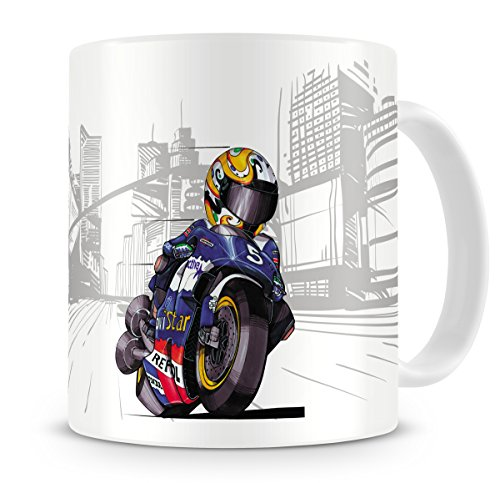 koolart-cartoon-caricature-of-honda-bike-nsr-grand-prix-99-movistar-coffee-mug
