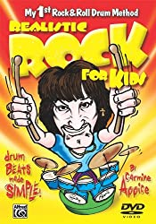 Realistic Rock for Kids: Drum Beats Made Simple