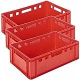 3STK Metzger Cajas Caja de carnicero metzgerei Equipamiento E260x 40x 20invitados Lando