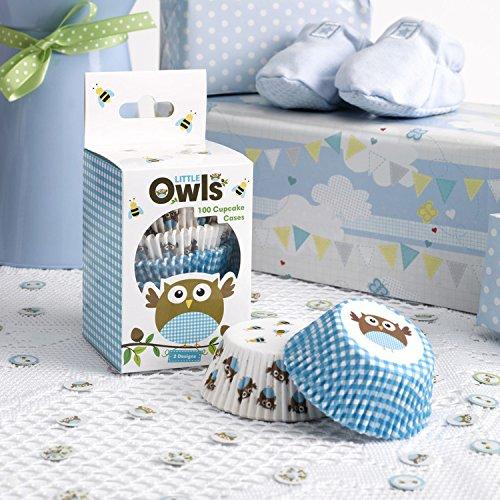 Neviti Little Owls Cupcake-Förmchen, ()