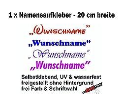 "1xNamensaufkleber""Pepe Name Wunschname Aufkleber UV & wasserfest Schriftart wählbar, Namen Sticker , Namensetiketten,Namensaufkleber,+Estrellina-Glücksaufkleber® von myrockshirt®"