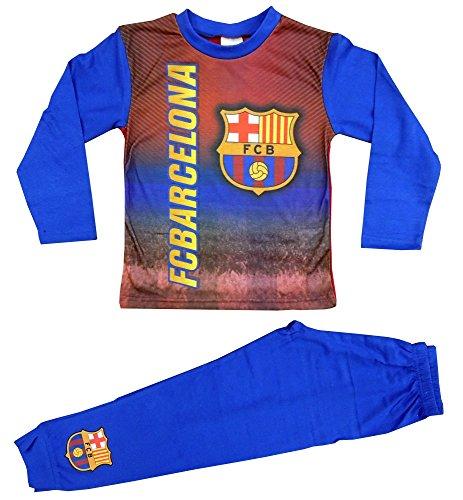 Barcelona Football Club Boys Barcelona FC Pyjamas Ages 4 to 12 Years