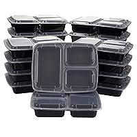 Questo set di juvale bento Lunch box è la soluzione perfetta per la conservazione degli alimenti e le esigenze di conservazione. sia che siate accuratamente pasto pianificazione, risparmiando left Overs per pranzo, o l' imballaggio per i vost...